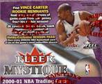 Fleer Basketball Boxes